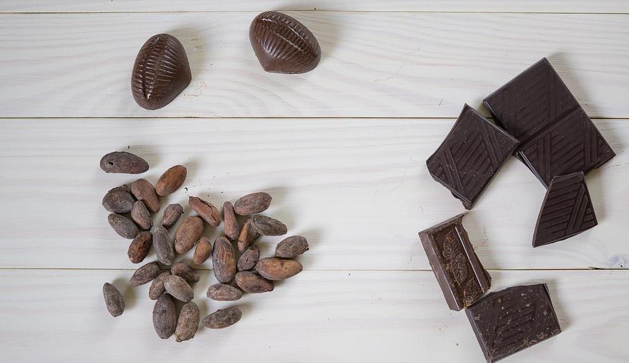 čokoláda hořká