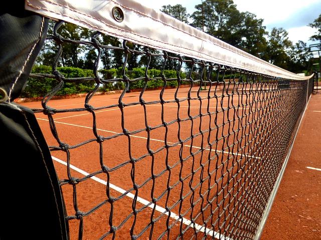 tenisová síť