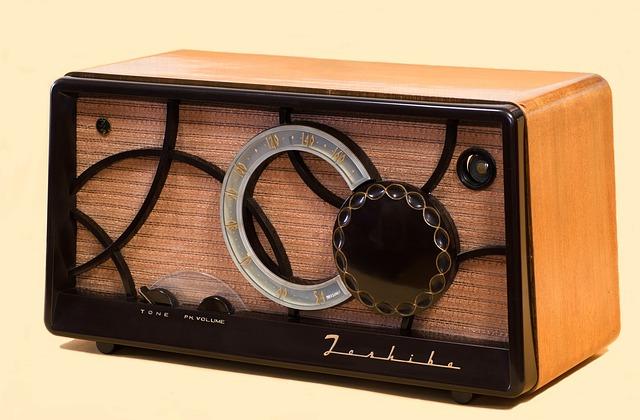 elektronkové rádio