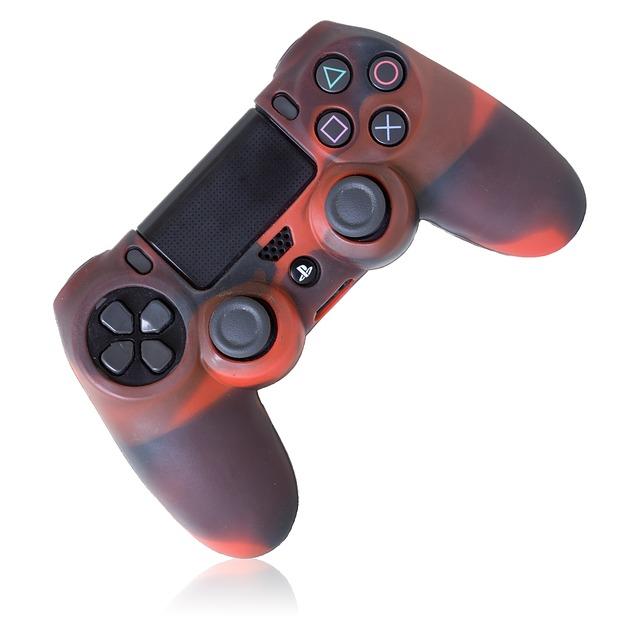 Bezdrátový ovladač PS4