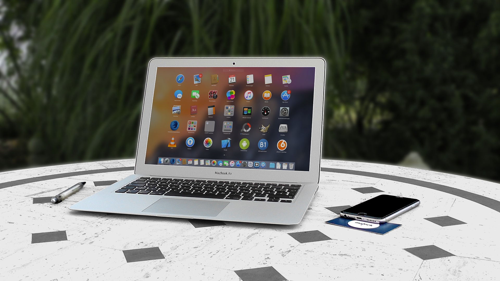 notebook a mobil